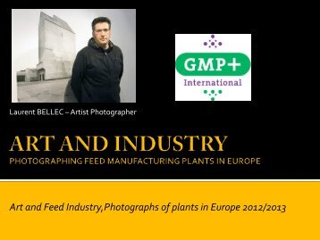 the project (2012/2013) of artistic photographer Laurent - Gmpplus.org