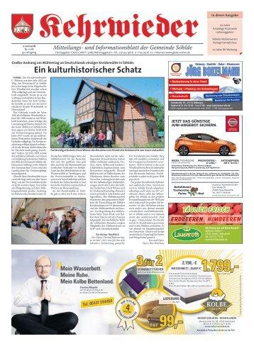 Kehrwieder Söhlde 07.06.18