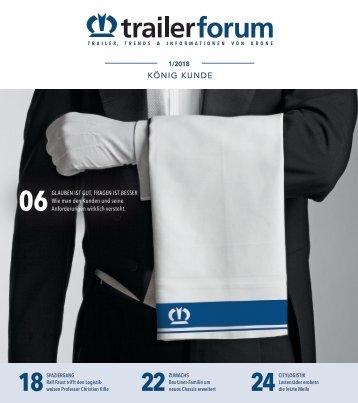 KRONE trailerforum 2018-01 (DE)