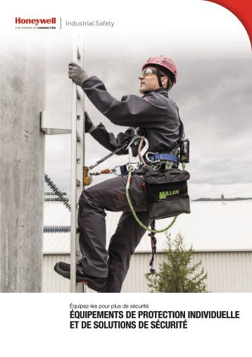 Honeywell Équipements de protection individuelle