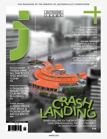 J Magazine Spring 2018