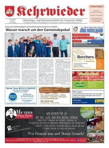 Kehrwieder Söhlde 21.06.18