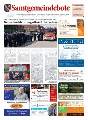 Samtgemeindebote 22.06.18