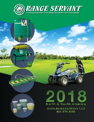 2018 Range Servant Catalog