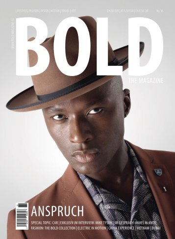 BOLD THE MAGAZINE No.36