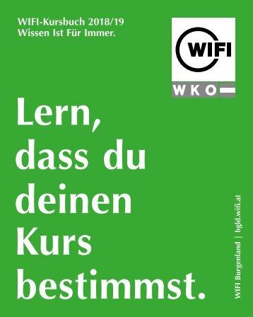 WIFI Kursbuch - Akademische Ausbildung