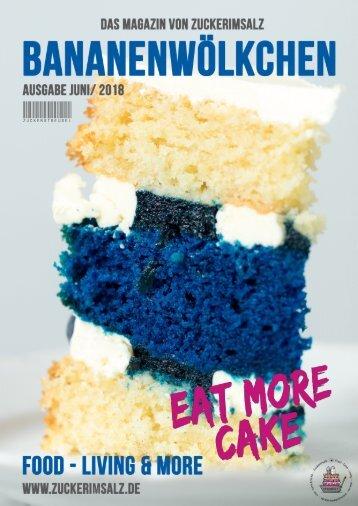 Bananenwölkchen - Eat More Cake - Das Magazin von Zuckerimsalz