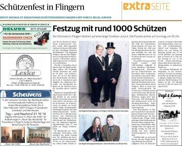 Schützenfest in Flingern  -22.06.2018-