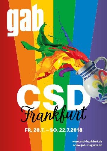 GAB CSD Booklet 2018