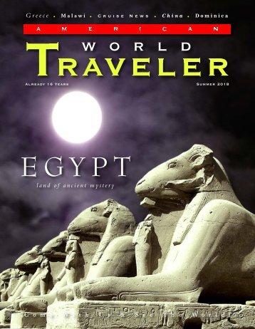 American World Traveler Summer 2018 Issue