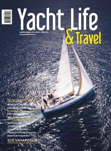 Yachtlife&Travel Haziran-Temmuz