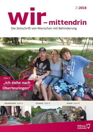 wir - mittendrin 2 / 2018