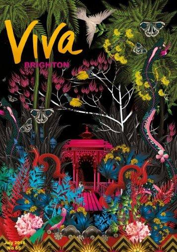 Viva Brighton Issue #65 July 2018