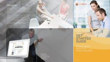 get started guide - Witmart.com