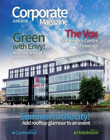 Corporate Magazine July 2018