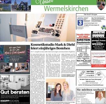 Unser Wermelskirchen  -29.06.2018-