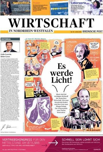 Wirtschaft in Nordrhein-Westfalen  -29.06.2018-