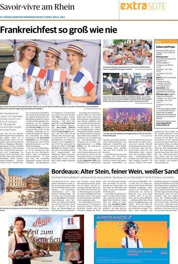 Savoir-vivre am Rhein  -30.06.2018-