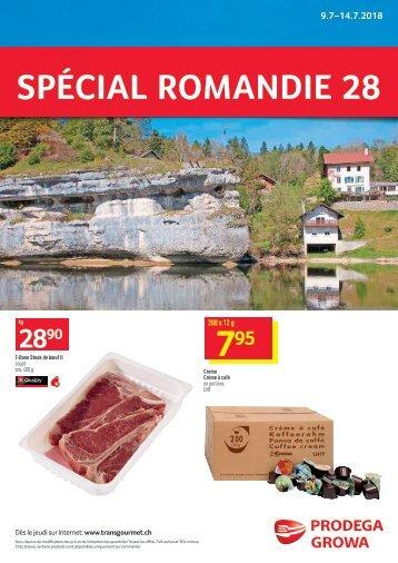 Spécial Romandie 28
