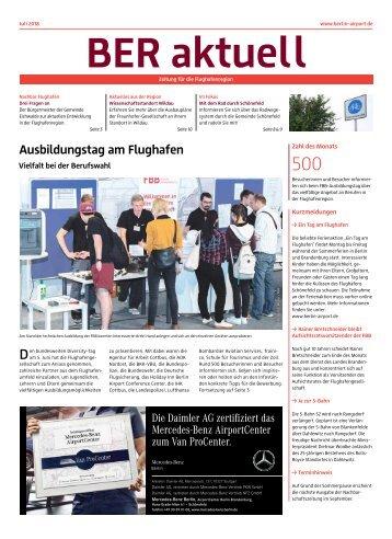 BER aktuell 07/2018
