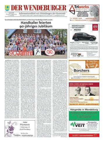Der Wendeburger 06.07.18