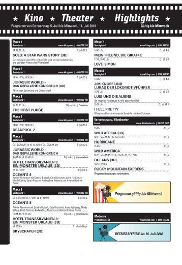 Kino KW27 / 05.07.18