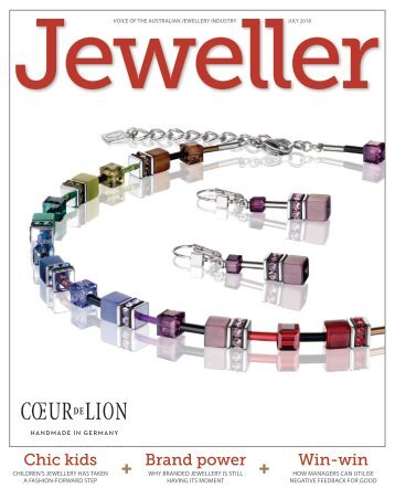 Jeweller - July Issue 2018