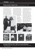 Featured article DCFC, A grand history 1925-1955 and 1960 Derby - Page 5