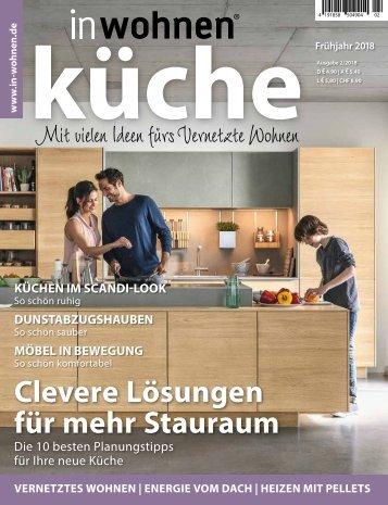 inwohnen Küche - Frühjahr 2018
