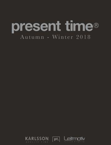 2. Present Time Katalog AW2018