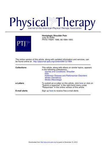 The Federation of State Boards of Physical Therapy