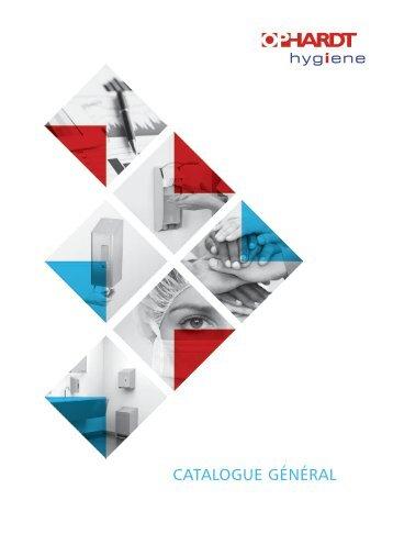 Ophardt Catalogue général 2018