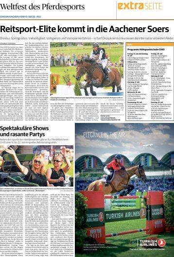 Weltfest des Pferdesports  -12.07.2018-
