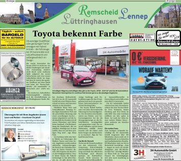 Remscheid-Lennep-Lüttringhausen  -13.07.2018-