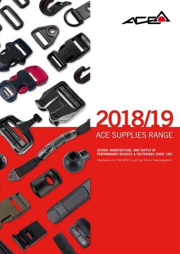 Ace Brochure 2018
