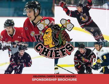 Kelowna Chiefs Media Kit 2018/19