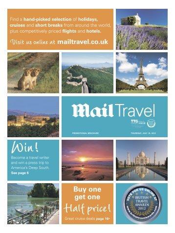 8 - Mail Travel