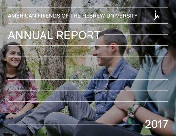 AFHU_Annual-Report_2017_Digital