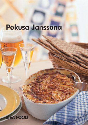 Pokusa Janssona - Ikea