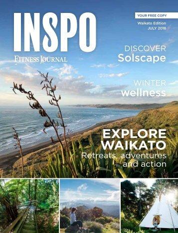 INSPO Fitness Journal July 2018