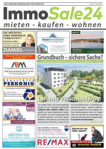 Immobilien Zeitung Ausgabe Juli 2018