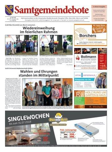Samtgemeindebote 27.07.18