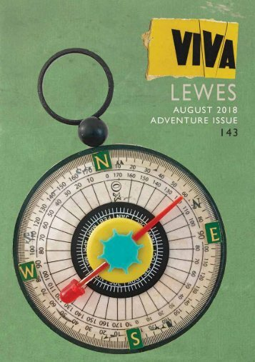 Viva Lewes Issue #143 August 2018