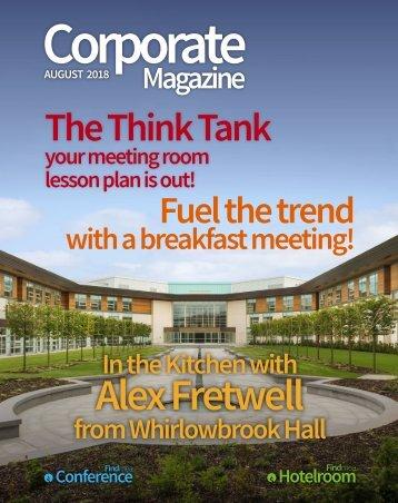 Corporate Magazine August 2018