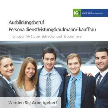 Informationen für Studienabbrecher und Neuorientierer