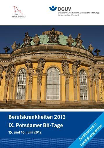 Referentenverzeichnis - Deutsche Gesetzliche Unfallversicherung