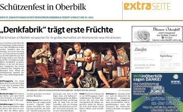 Schützenfest in Oberbilk  -27.07.2018-