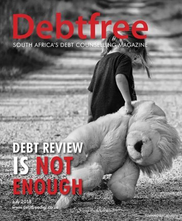 Debtfree Magazine July 2018