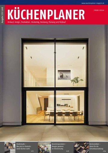 KÜCHENPLANER Ausgabe 7/8 - 2018