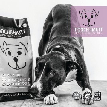 Pooch And Mutt Brochure 2018